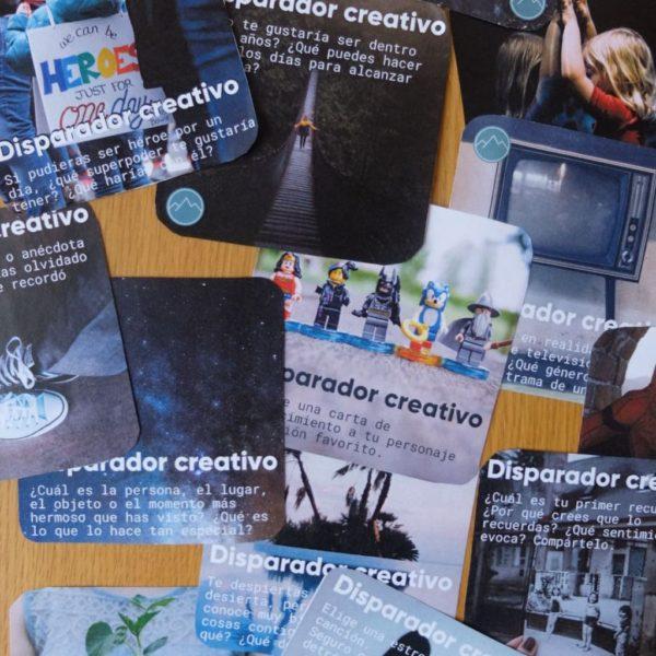 Disparadores creativos para usar en la clase de idiomas