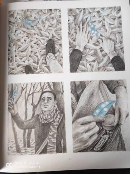 Silent books para adolescentes en la enseñanza de idiomas